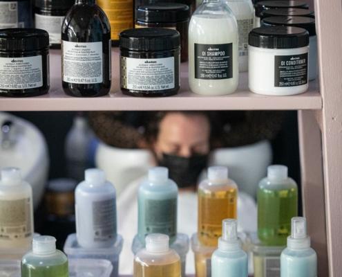 Mooi Hair Salon pureology davines loreal